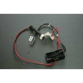 5- Faisceau électrique pour Cw et CWE