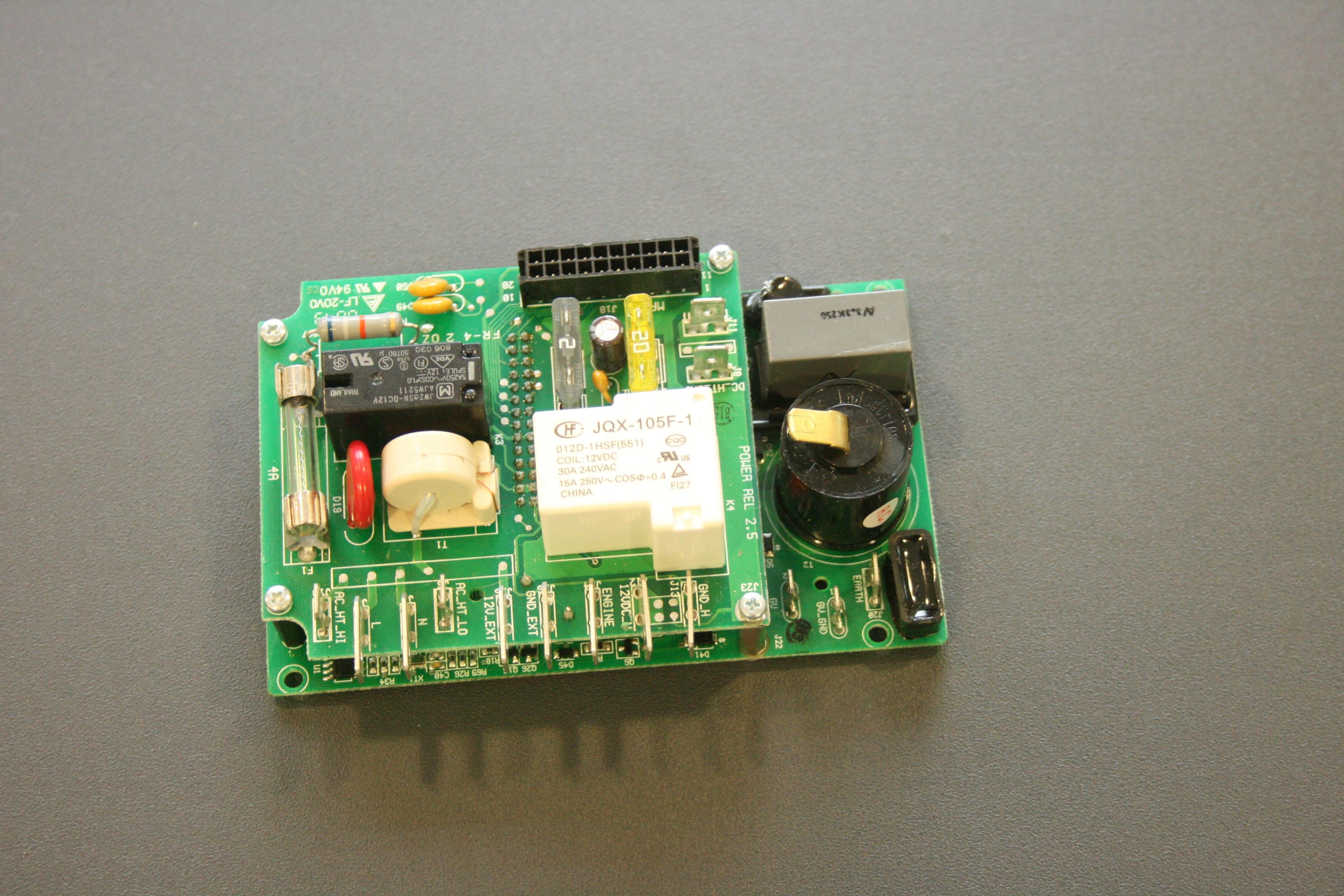 carte electronique frigo thetford 34   Carte electronique pour modèle automatique   Techmobilefrance