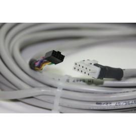 43 - Câble 10 m panneau de commande (Selon version groupe nous contacter)