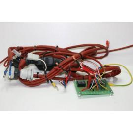 54 - Carte électronique + câblage